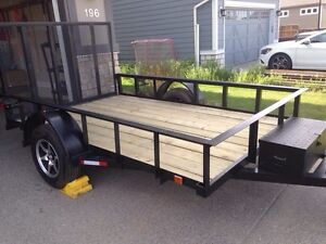 6x10 Utility/Atv/Landscape Trailer with brakes