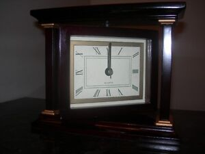 Quartz Swivel Clock & Wooden Frame. Brand new, battery operated Kitchener / Waterloo Kitchener Area image 3