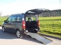 Citroen Berlingo 1.6HDi 90hp XTR Wheelchair accessible vehicle WAV *4 Seats*