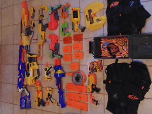 Nerf Gun Lot- Continued