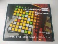 Brand New Ableton Live Launchpad