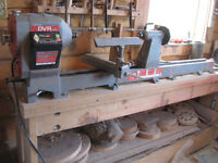 Nova DVR 3000 woodturning lathe and acceaories