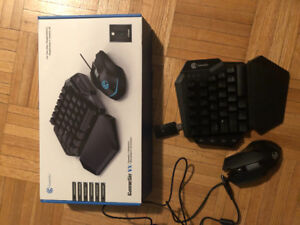 Gamesir VX, Opened once only! Mouse for Consoles. $100