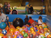 March Break 2017 biggest Inflatable Event