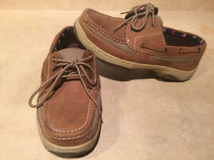 Men's Reel Legends Boat Shoes Size 9 London Ontario image 5
