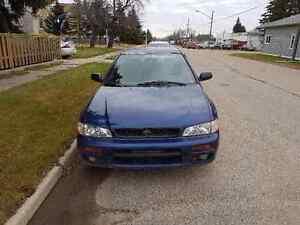 2000 Subaru Impreza TS awd Sedan