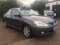 2005 Mitsubishi Lancer 1.6 AUTOMATIC-FULL SERVICE HISTORY-LONG MOT