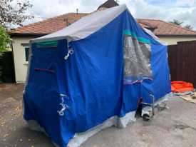 racelet trailer tent