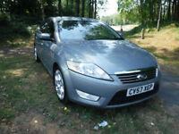 Ford Mondeo 2.0 145 2007.5MY Ghia NEW MODEL