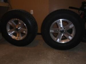 4 New Winter Tires