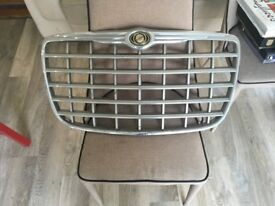 Original Chrysler Grill