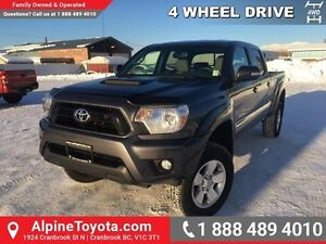 2014 Toyota Tacoma TRD Sport  Low KMS , hard to find TRD, tow pk