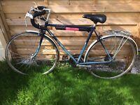 Vintage Dawes lighting racer bike