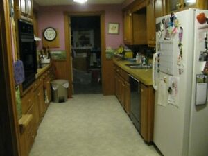 Available April 1 - 3 Bedroom house for rent in Perth Andover NB