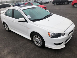 2013 Mitsubishi Lancer All type budget rides Sedan