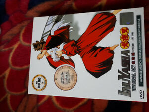 INUYASHA THE FINAL ACT (ANIME) episodes 1-26 end  for sale