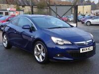 2014 Vauxhall Astra Gtc 1.7 CDTi ecoFLEX SRi 3dr (start/stop)