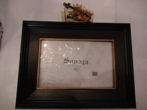 3 Piece Sonata Picture Frames London Ontario image 5