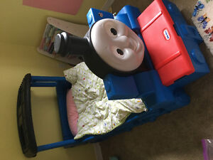 Little Tikes - Thomas the Train Toddler Bed