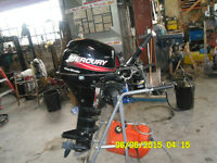 2007 mercury long shaft outboard