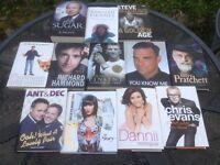 Job lot of 44 books, various titles, bargain