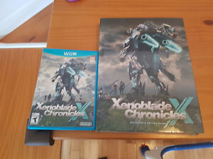 Xenoblades chronicles X and guide
