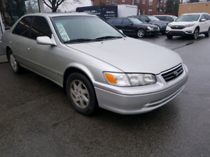 Toyota Camry 2.2 LE 2001