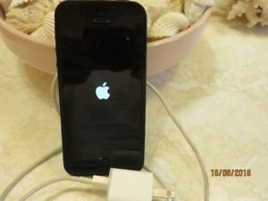 iPhone 5 - 64 GB Black
