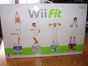 Wii Fit, NEW still in box