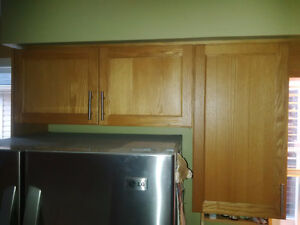 16 piece Kitchen - Natural Oak Kitchener / Waterloo Kitchener Area image 8