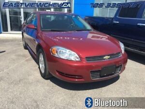 2010 Chevrolet Impala LS  - Certified - Bluetooth - $92.29 B/W