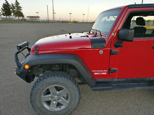 REDUCED 2011 Jeep Wrangler Sport