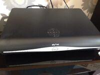 Sky + HD box plus brand new router