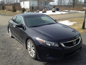 2008 Honda Accord EXL Coupé (2 portes)