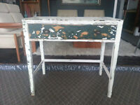 Compact Painted Vintage Desk