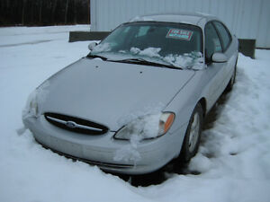 2003 Ford Taurus Sedan (Reliable Starter Car)