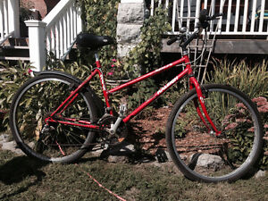 Lady's Raleigh rocky road/cruiser bike