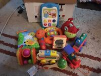 Mixed baby toy bundle