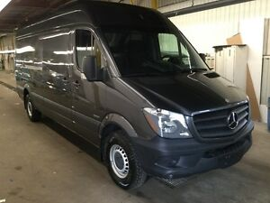 MERCEDES 2015 SPRINTER 2500 DIESEL ALLONGÉE 170