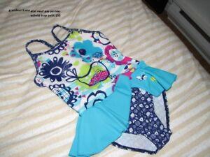 maillots de bain souris mini gr 6 ans