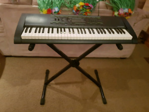 Brand New Keyboard with Stand