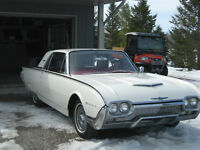 1961 Thunderbird, 2 Door Hard-Top