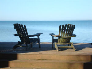 **Summer Cottage Rental - Lake Erie - Point Pelee - Wine Tours**