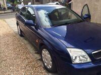 Vauxhall vectra 2L DTI 2004