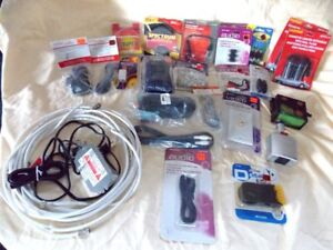 Assorted Electonics For Car & Computer
