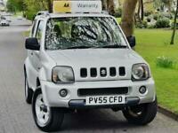 2005 Suzuki Jimny 1.3 VVT JLX 3dr ESTATE Petrol Manual