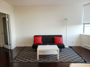 1 Bedroom 1 Den Apartment in Central Richmond