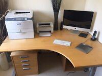 Corner IKea desk