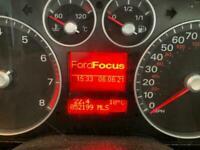Ford Focus 1.6 Zetec 5dr Auto [Climate Pack]