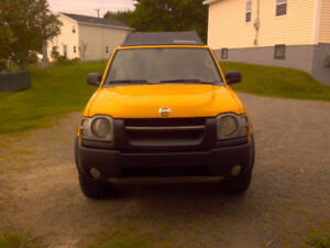 2002 Nissan Xterra Supercharged SC SUV, Crossover